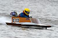 E-113   (Outboard Hydroplanes)