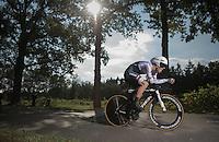 Jasper Stuyven (BEL/Trek-Segafredo)<br /> <br /> 12th Eneco Tour 2016 (UCI World Tour)<br /> stage 2: Breda-Breda iTT (9.6km)