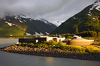 Begich, Boggs Visitor Center, Chugach National Forest, Alaska.