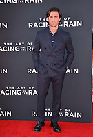 "LOS ANGELES, USA. August 02, 2019: Milo Ventimiglia at the premiere of ""The Art of Racing in the Rain"" at the El Capitan Theatre.<br /> Picture: Paul Smith/Featureflash"