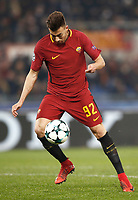 Football Soccer: UEFA Champions League AS Roma vs Qarabag FK Stadio Olimpico Rome, Italy, December 5, 2017. <br /> Roma's Stephan El Shaarawy in action during the Uefa Champions League football soccer match between AS Roma and Qarabag FK at at Rome's Olympic stadium, December 05, 2017.<br /> UPDATE IMAGES PRESS/Isabella Bonotto