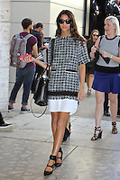 NYFW Style From the Tents: Street Style Day 1