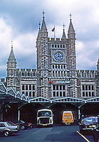 Bristol: Temple Meads Railway Station. Photo '90.