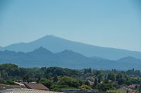 France, Provence, landscape in Orange,