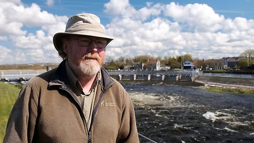 Patrick Gargan is a senior research officer with Inland Fisheries Ireland