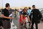 BMC Racing Team rider Belgian Champion Philippe Gilbert (BEL) crosses the finish line of Stage 3 of the 2012 Tour of Qatar running 146.5km from Dukhan Souq, Dukhan to Al Gharafa, Qatar. 7th February 2012.<br /> (Photo Eoin Clarke/Newsfile)