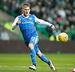 Celtic v St Johnstone…18.02.18…   Celtic Park    SPFL<br />George Williams<br />Picture by Graeme Hart. <br />Copyright Perthshire Picture Agency<br />Tel: 01738 623350  Mobile: 07990 594431