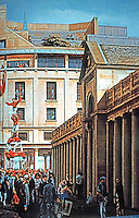 London: Covent Garden Opera House Extension Scheme