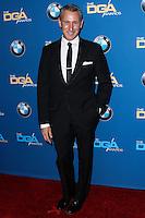 CENTURY CITY, CA - JANUARY 25: Adam Shankman at the 66th Annual Directors Guild Of America Awards held at the Hyatt Regency Century Plaza on January 25, 2014 in Century City, California. (Photo by Xavier Collin/Celebrity Monitor)