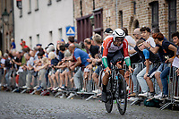 Nelson Oliveira (POR/Movistar)<br /> <br /> 88th UCI Road World Championships 2021 – ITT (WC)<br /> Men's Elite Time trial from Knokke-Heist to Brugge (43.3km)<br /> <br /> ©Kramon