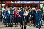 Inauguration Galeries Lafayette Marseille Bourse 2016