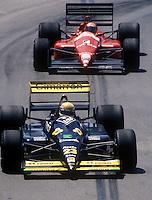 Formula one Indy cars