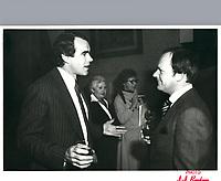 Peter Blaikie<br /> , 4 Dec 1978<br /> <br /> PHOTO :   Agence Quebec Presse