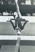 1980 FILE PHOTO - ARCHIVES -<br /> <br /> gymnast Kelsall; Karen<br /> Bezant, Graham<br /> Picture, 1980<br /> <br /> 1980<br /> <br /> PHOTO : Graham Bezant - Toronto Star Archives - AQP