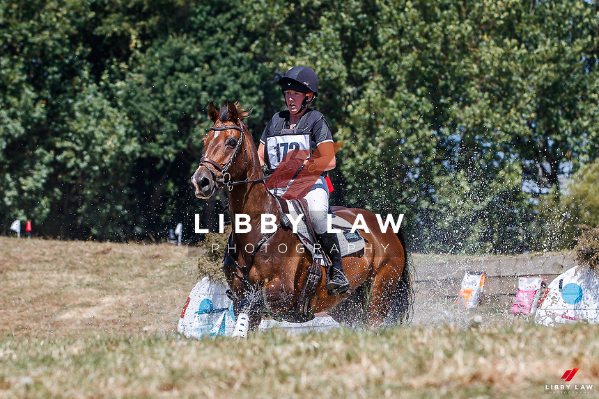 NZL-Alena Dorotich rides Donner XS. CCI2*-S. 2021 NZL-RANDLAB Matamata Horse Trial. Sunday 21 February. Copyright Photo: Libby Law Photography.
