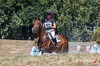 NZL-Alena Dorotich rides Donner XS. CCI2*-S. 2021 NZL-RANDLAB Matamata Horse Trial. Sunday 21 February. Copyright Photo: Libby Law Photography.