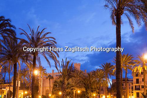Palau de la Almudaina, Palma de Mallorca