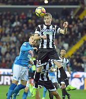 2017/11/26 Udinese vs Napoli
