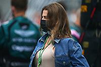 Sara Pagliaroli; (ITA) Italian Model girlfriend of Lance Stroll, Aston Martin Formula 1 World championship 2021, Austrian GP 4-7-2021Photo Federico Basile / Insidefoto