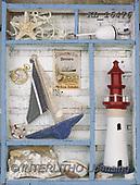 Interlitho-Alberto, STILL LIFE STILLEBEN, NATURALEZA MORTA, paintings+++++,maritime,KL16476,#i#, EVERYDAY ,maritime,letter case.lighthouse