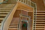A center stairway makes for an interesting graphic design. (DOUG WOJCIK/STEVENS POINT JOURNAL)