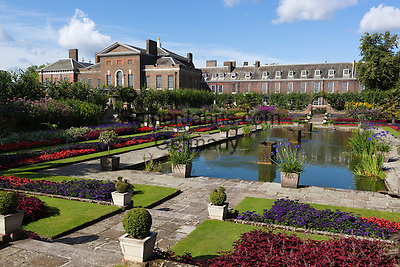 Great Britain, England, London: Kensington Palace and gardens, home of Prince William and Kate Middleton | Grossbritannien, England, London: Kensington Palace and gardens, home of Prince William and Kate Middleton