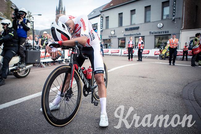 race winner Dries de Bondt (BEL/Corendon Circus).<br /> <br /> 23th Memorial Rik Van Steenbergen 2019<br /> One Day Race: Beerse > Arendonk 208km (UCI 1.1)<br /> ©kramon