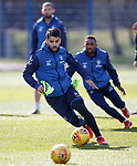 02.04.2019 Rangers training: Daniel Candeias