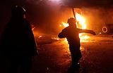 Zusammenstöße in Kiew, 19.01.2014