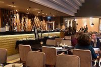 Restaurant des Continental Hotel im ehemaligen ungarischen Bad, Dohany u.42-44, Budapest, Ungarn