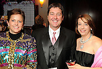 From left: Jennifer Horan with Steve and Michelle Tait at the Pink Tie Gala at the InterContinental Hotel Saturday March 6,2010. (Dave Rossman Photo)