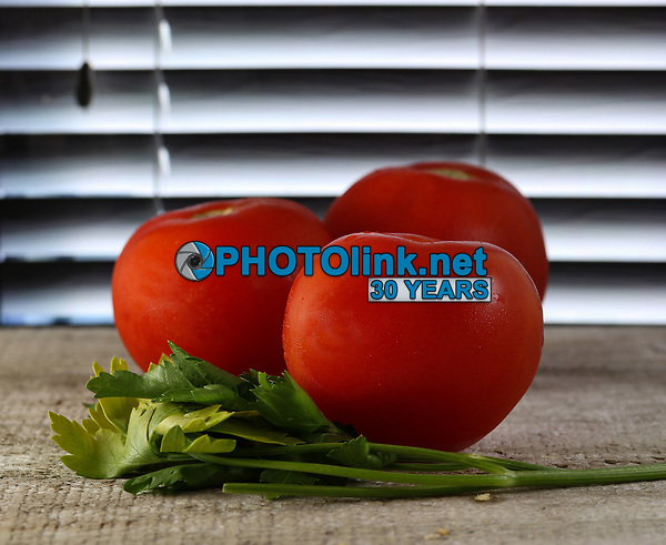 3 Tomatoes<br /> Photo By Adam Scull/PHOTOlink.net