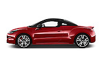 Car Driver side profile view of a 2014 Peugeot RCZ R 2 Door Coupe 2WD Side View