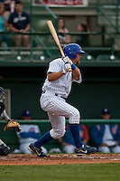 April 10th 2010: Brett Jackson of the Daytona Cubs in the game against the Brevard County Manatees at Jackie Robinson Ballpark in Daytona Beach, FL (Photo By Scott Jontes/Four Seam Images)