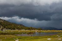 Gathering Storm, Spillway Lake