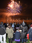 Ardee Fireworks Halloween 2015