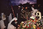 Mount Zion Spiritual Baptist Church.North London Uk. Bishop Noels funeral. 1990s