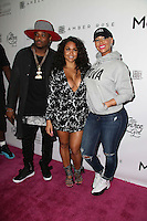 LOS ANGELES - MAR 30:  Rosa Acosta, Amber Rose at the Amber Rose Hosts a Private Pink Carpet Experience at the Dave & Buster's on March 30, 2016 in Los Angeles, CA