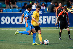 BC Rangers vs Guangzhou Evergrande Chairman's Select during the Day 3 of the HKFC Citibank Soccer Sevens 2014 on May 25, 2014 at the Hong Kong Football Club in Hong Kong, China. Photo by Xaume Olleros / Power Sport Images