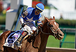 September 5, 2020: Sit-in On Go, #2, ridden by Corey J. Lanerie, win the Iroquois on Kentucky Derby Day. The races are being run without fans due to the coronavirus pandemic that has gripped the world and nation for much of the year, with only essential personnel, media and ownership connections allowed to attend at Churchill Downs in Louisville, Kentucky. Scott Serio/Eclipse Sportswire/CSM