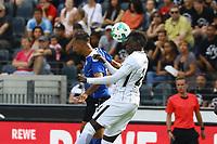 Danny da Costa (Eintracht Frankfurt) gegen Cem Kara (FSV Frankfurt) - 06.08.2017: Eintracht Frankfurt vs. FSV Frankfurt, Saisoneröffnung, Commerzbank Arena