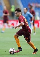 Calcio, Serie A: Roma vs Sampdoria. Roma, stadio Olimpico, 11 settembre 2016.<br /> Roma's Stephan El Shaarawy in action during the Italian Serie A football match between Roma and Sampdoria at Rome's Olympic stadium, 11 September 2016. Roma won 3-2.<br /> UPDATE IMAGES PRESS/Isabella Bonotto