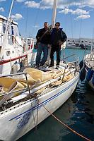 Bonaire .XXIII Edición de la Regata de Invierno 200 millas a 2 - 6 al 8 de Marzo de 2009, Club Náutico de Altea, Altea, Alicante, España