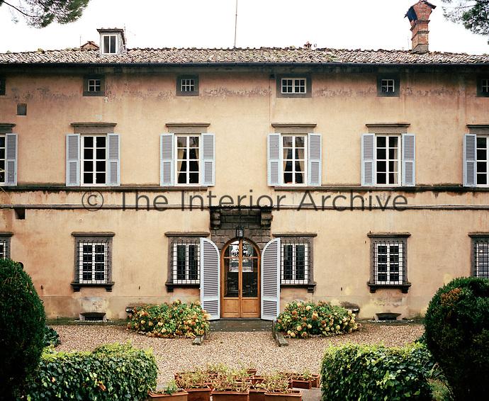 Tentuta di Valgiano - a 16th century Tuscan estate and bio-dynamic vineyard created by Laura di Collobiano and Moreno Petrini.