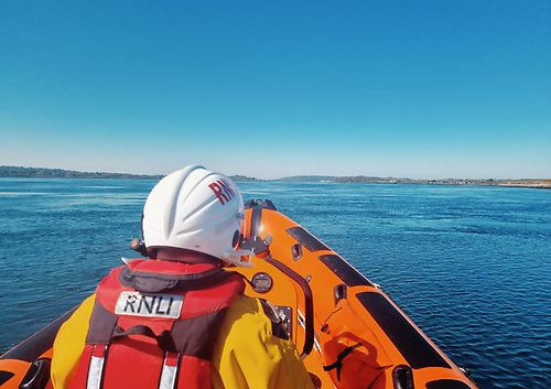 Portaferry Lifeboat Rescues Three From Strangford Lough After Punt Capsizes