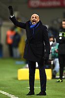 Luciano Spalletti<br /> Milano 19-1-2019 Giuseppe Meazza stadium Football Serie A 2018/2019 Inter - Sassuolo <br /> Foto Image Sport / Insidefoto