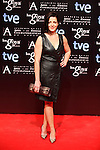 Nora Navas attends the Goya Awards nominee party at Canal Theater in Madrid, Spain. January 20, 2014. (ALTERPHOTOS/Victor Blanco)