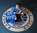 Andy Murdoch puts pen to paper and signs a new deal keeping him at Rangers until May 2017