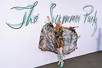 Ellie Bamber<br /> at the 2017 Serpentine Gallery Summer Party, Hyde Park, London. <br /> <br /> <br /> ©Ash Knotek  D3287  28/06/2017