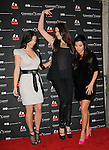 Kim Kardashian,Khloe Kardashian Odom & Kourtney Kardashian at The Kardashian Charity Knock Out held at The Commerce Casino in Commerce, California on November 03,2009                                                                   Copyright 2009 DVS / RockinExposures